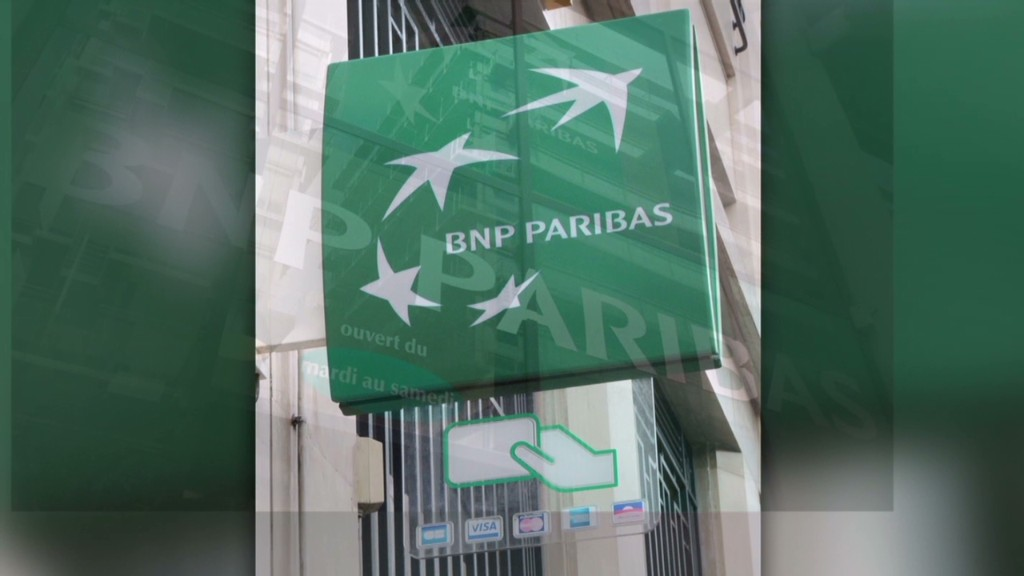 BNP Paribas to be slapped with $9b fine