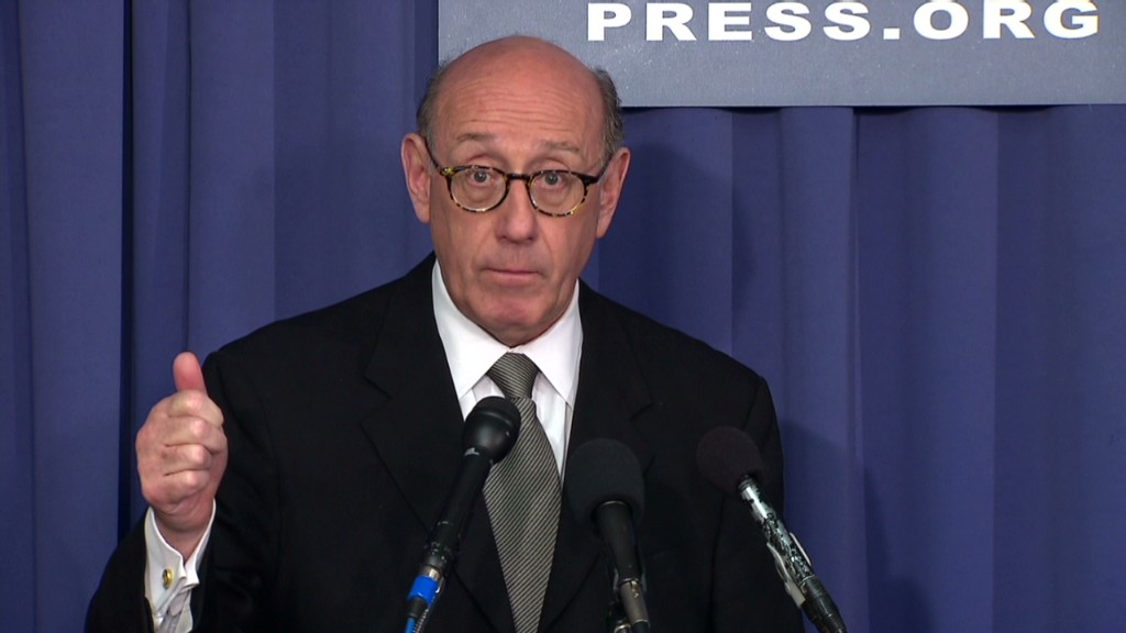Feinberg's payout plan for GM victims