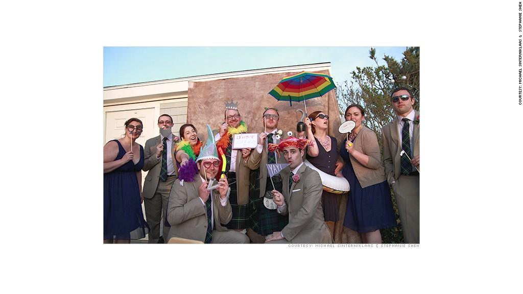 crowdfunded wedding instory
