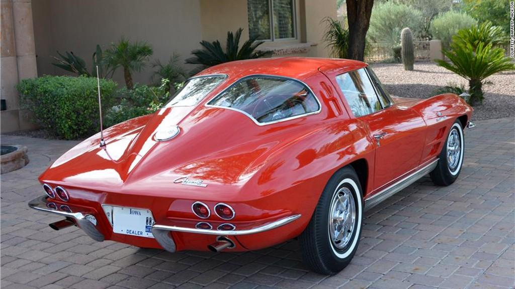 1963 Chevrolet Corvette 21 Most Iconic American Cars