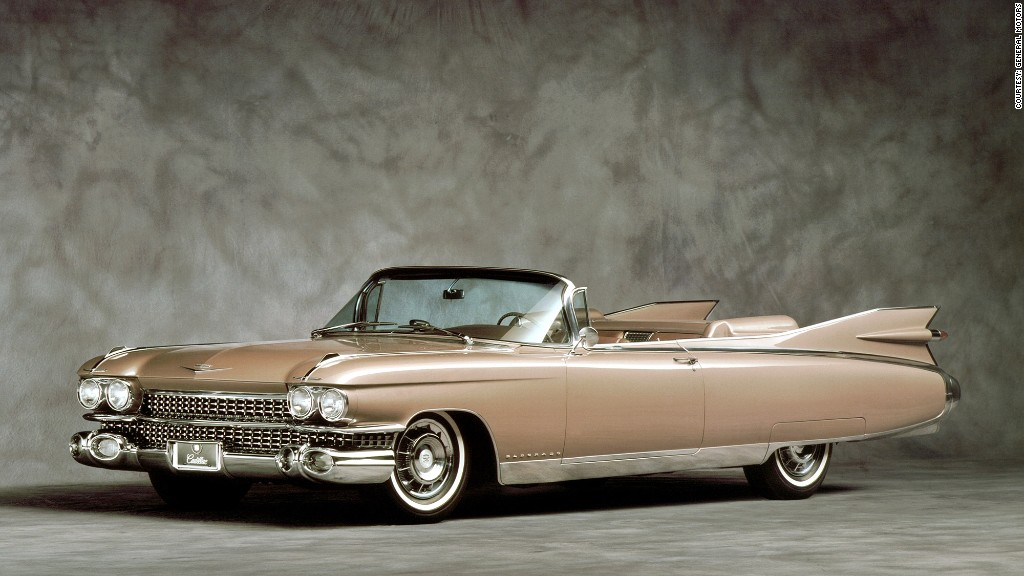 1959 Cadillac - 21 most iconic American cars - CNNMoney