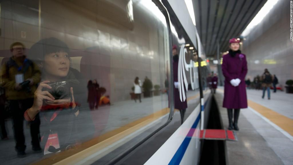 china high speed rail 3