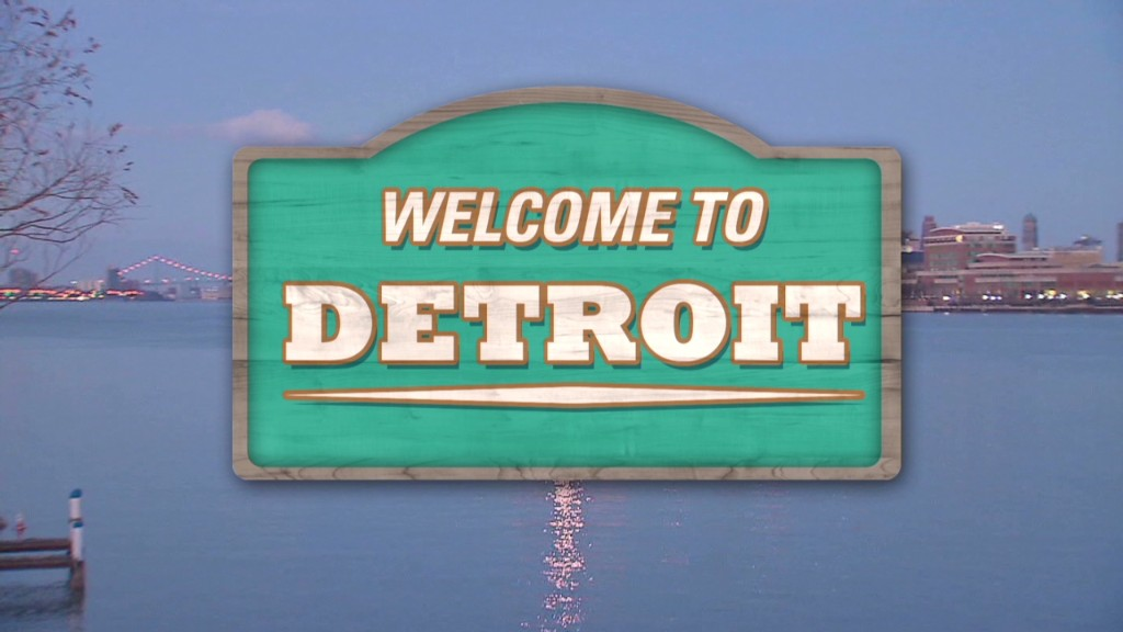 Detroit's stress: Crime & money