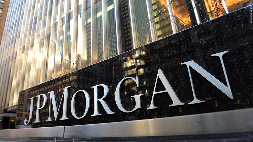 jp morgan earnings exterior