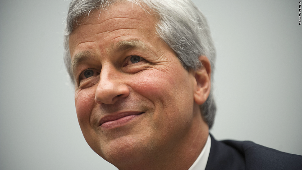 jp morgan earnings dimon