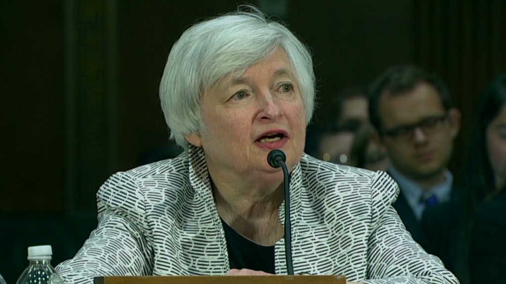 Yellen on human toll of unemployment