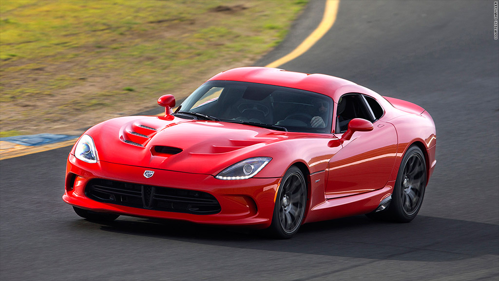 gallery high powered american cars