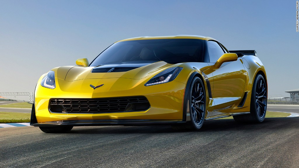 Corvette Z06: 0-60 mph in under three seconds