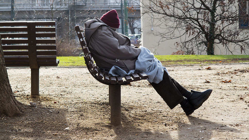 cities implementing homeless bans