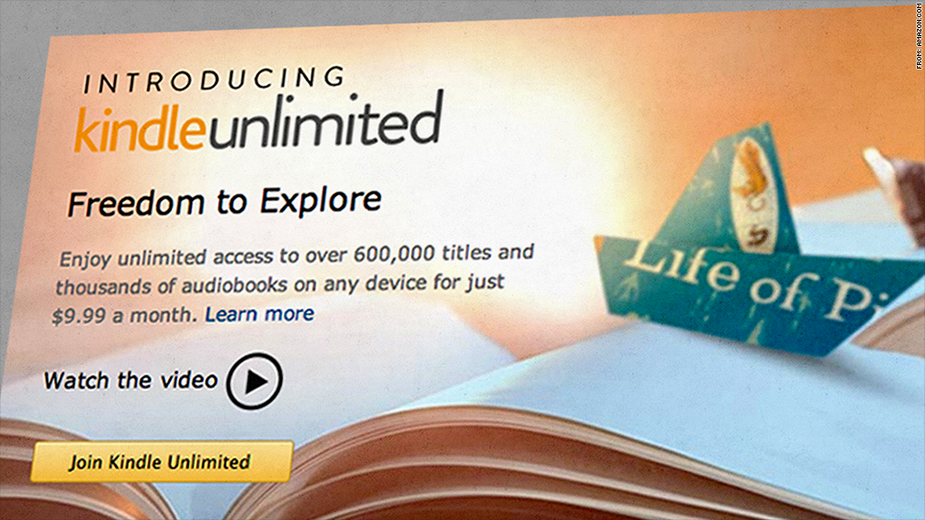 kindle unlimited reading