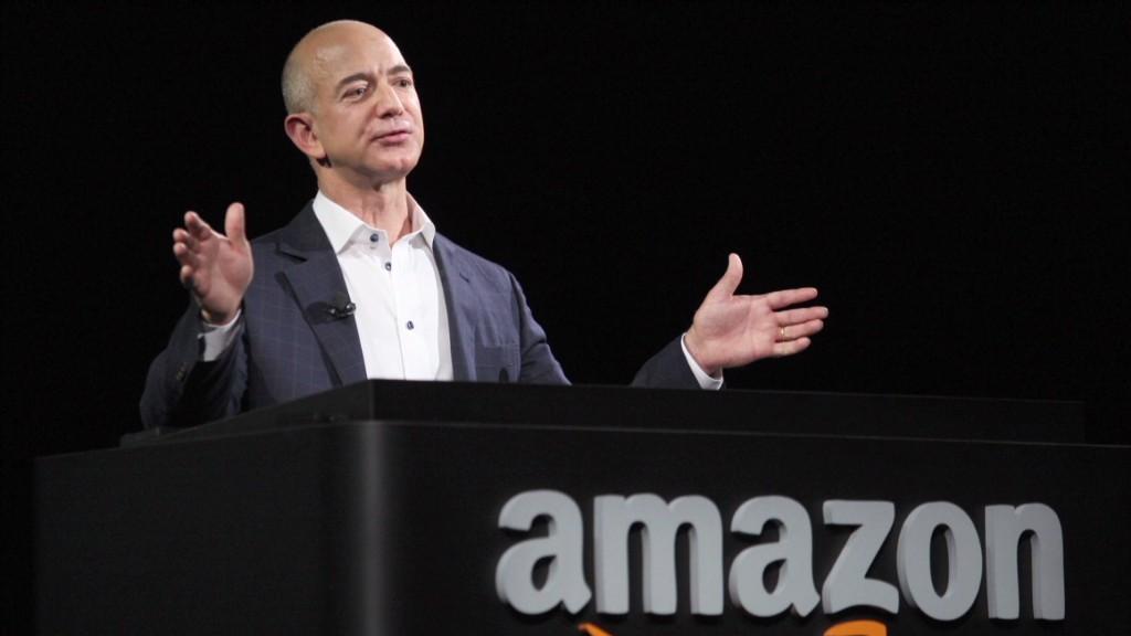 Don't bet against Jeff Bezos!