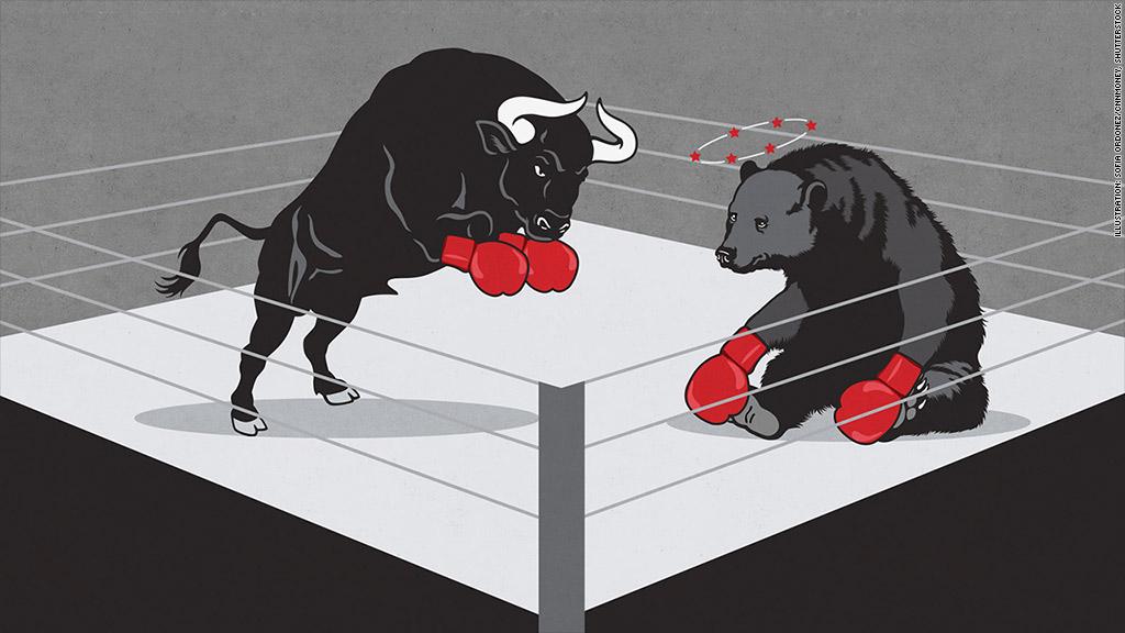 raging bull market