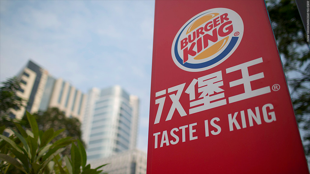china food scare burger king