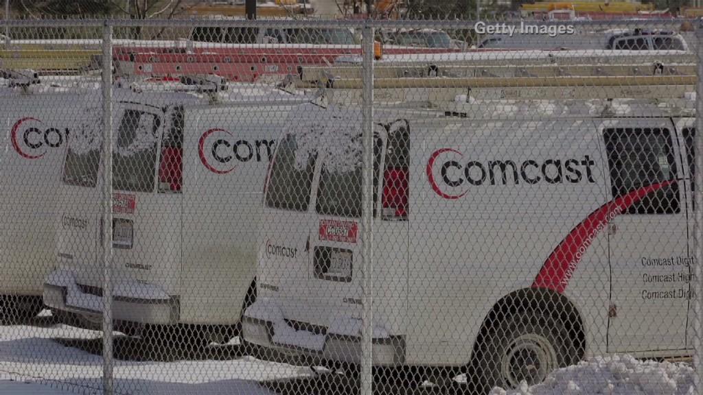 Comcast: Poor service, good stock