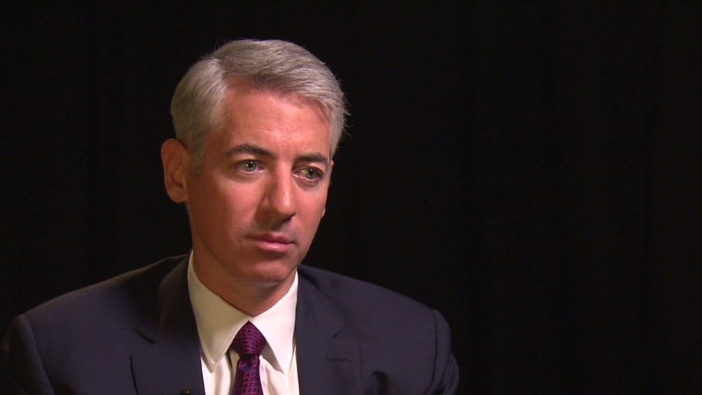 Ackman: 'Don't know if I'll do another' Herbalife