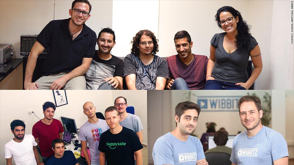 israeli startups tel aviv