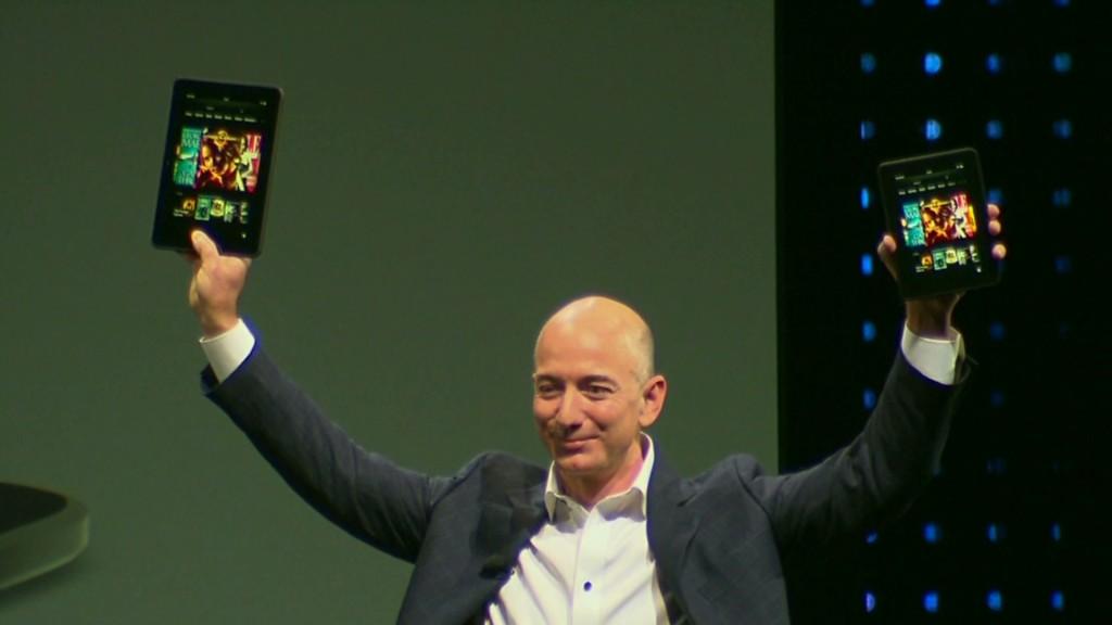 Amazon drones need to drop some profits!