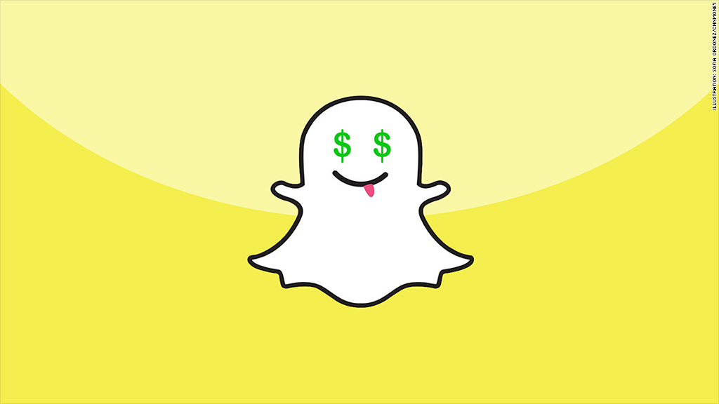 snapchat worth 10 billion