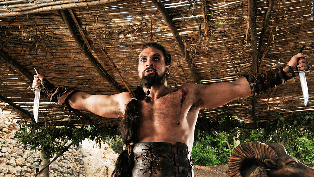 dothraki game of thrones