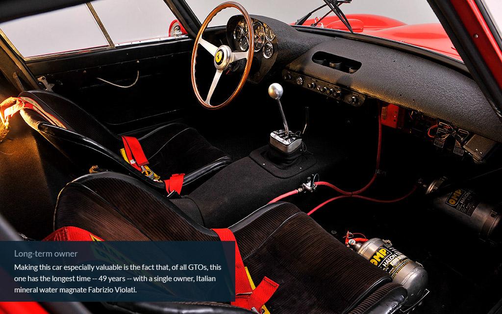 ferrari worlds most expensive car interior