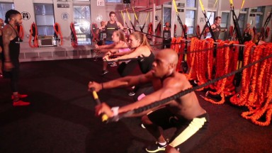 The $35 work-out class