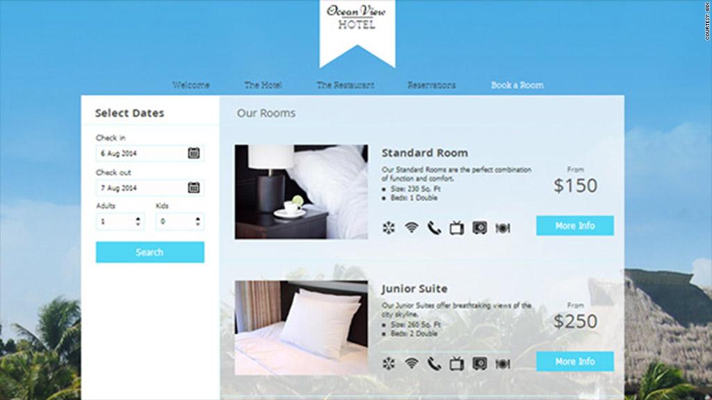 Wix Hotels