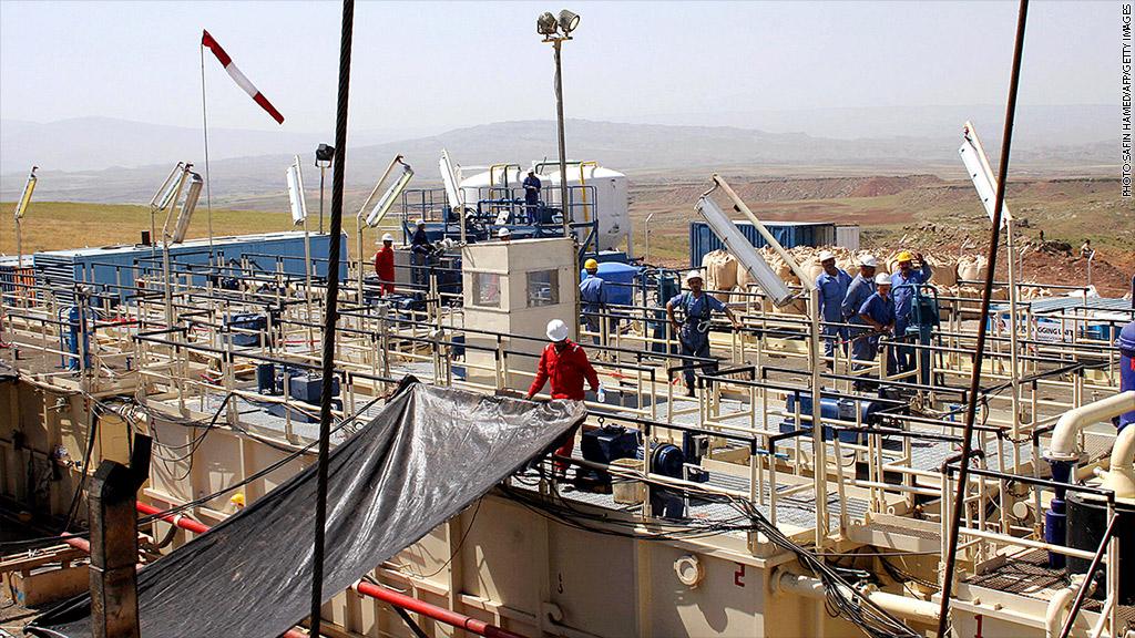genel oil field