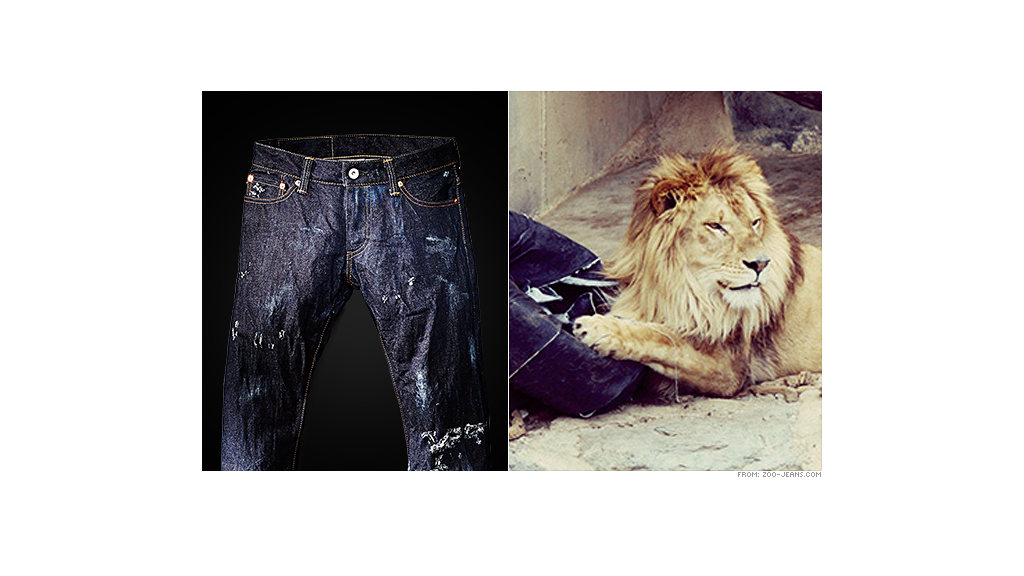 zoo jeans product