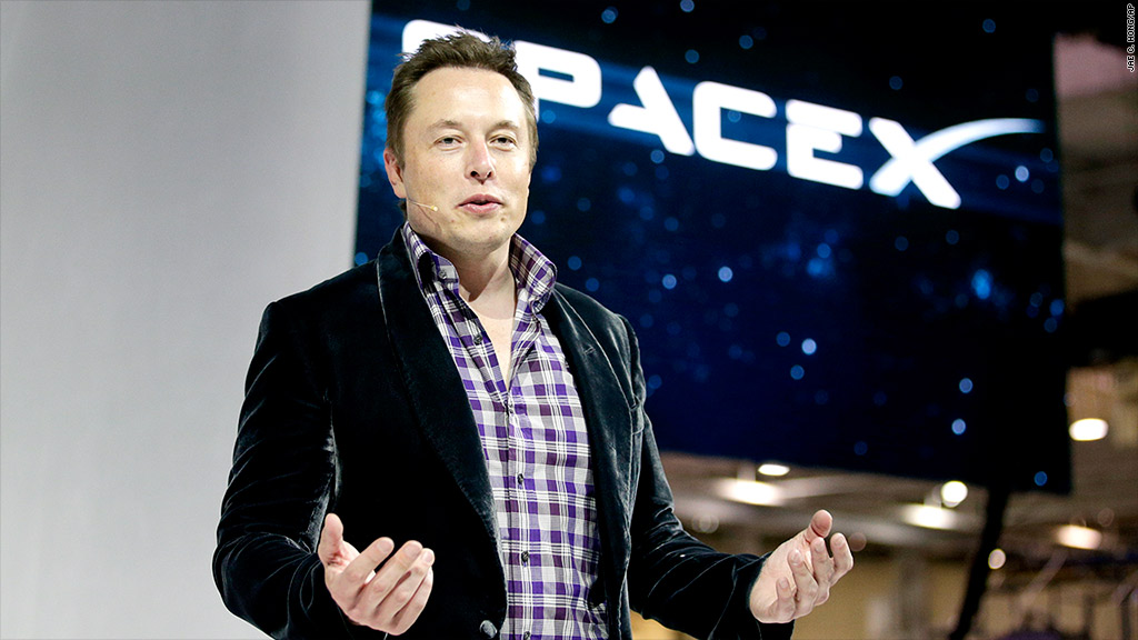 musk space x