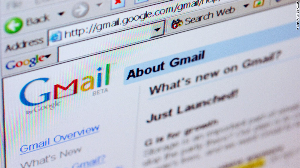 gmail email scanning