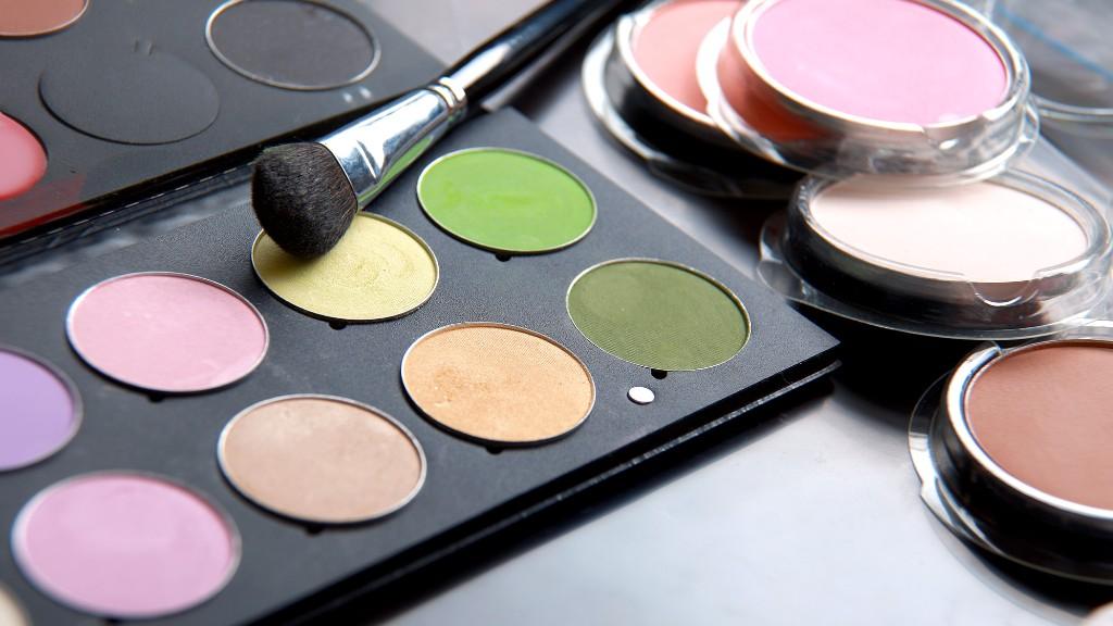 3d printed makeup