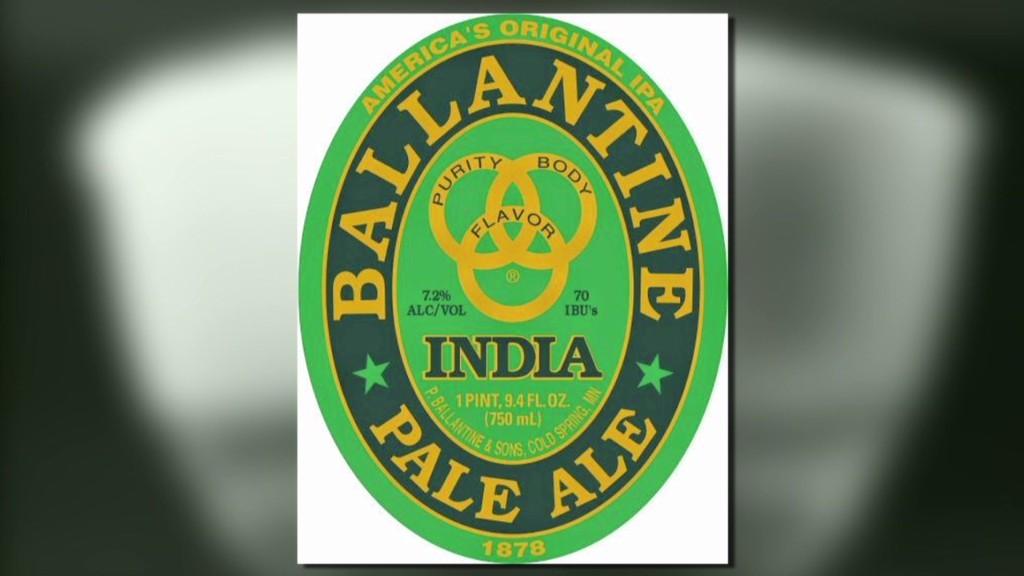 History to hipster: Ballantine IPA