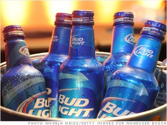 Charming World Beer Bud Light 3 Amazing Design