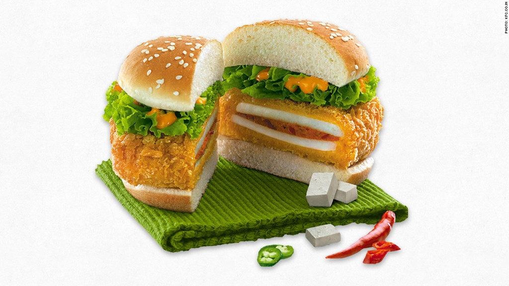 Crazy Fast Food Creations