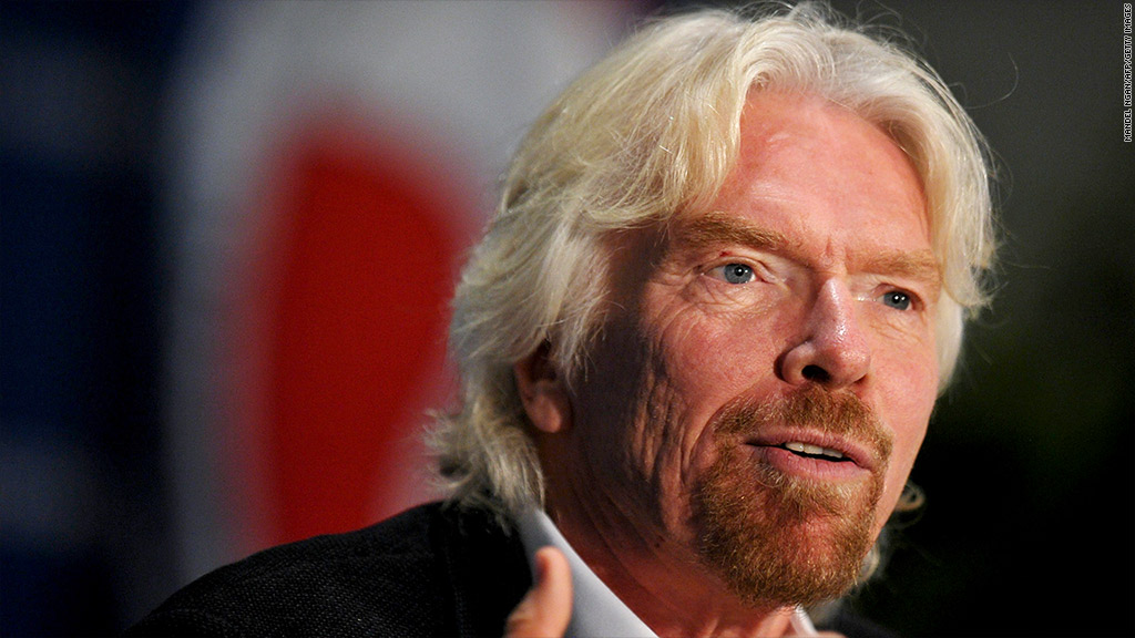 Branson: The risk is worth it