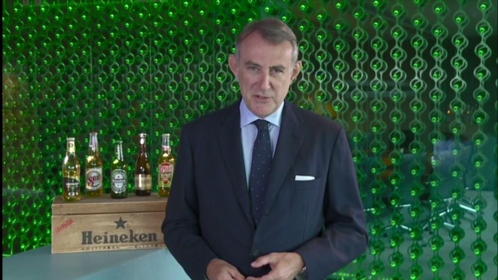 Heineken 'largely unaffected' by sanctions
