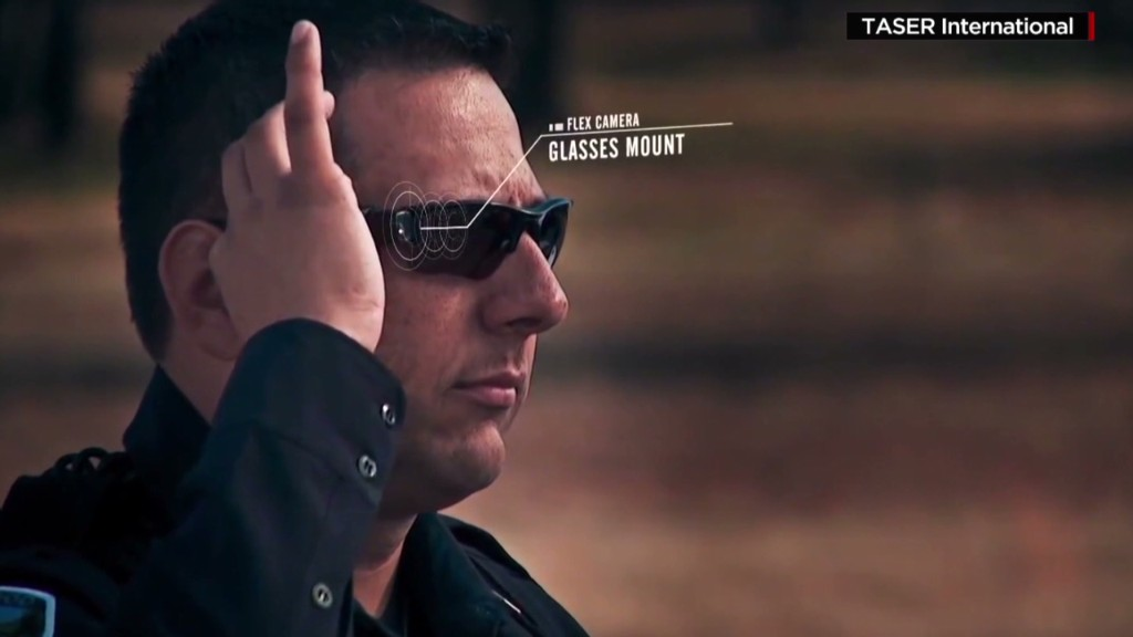TASER CEO: Huge interest in our cams after Ferguson