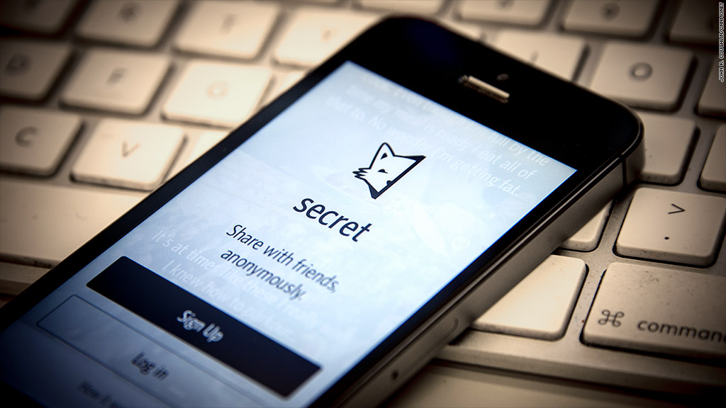 secret app