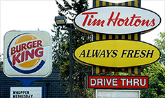 Burger King buying Tim Hortons