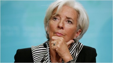 Lagarde: We have to make sure everyone benefits from globalization