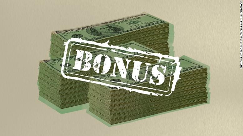 company bonus
