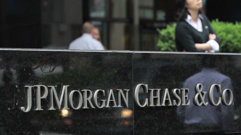 JPMorgan victim of hacking attack