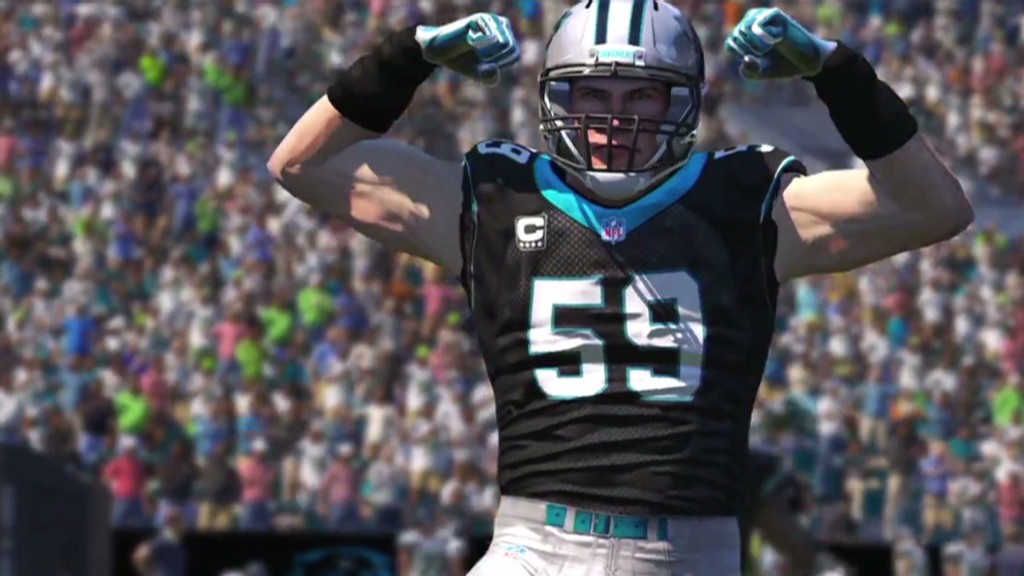 EA investors mad for Madden