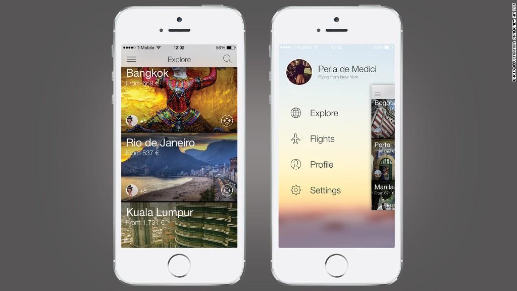 travel apps hit list