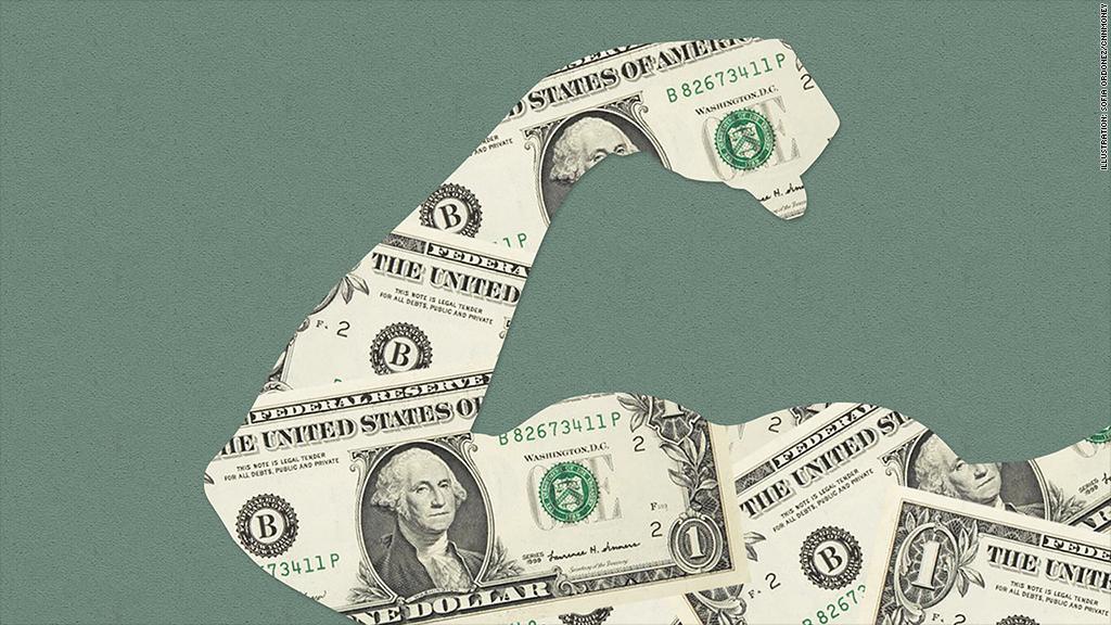 strong dollar