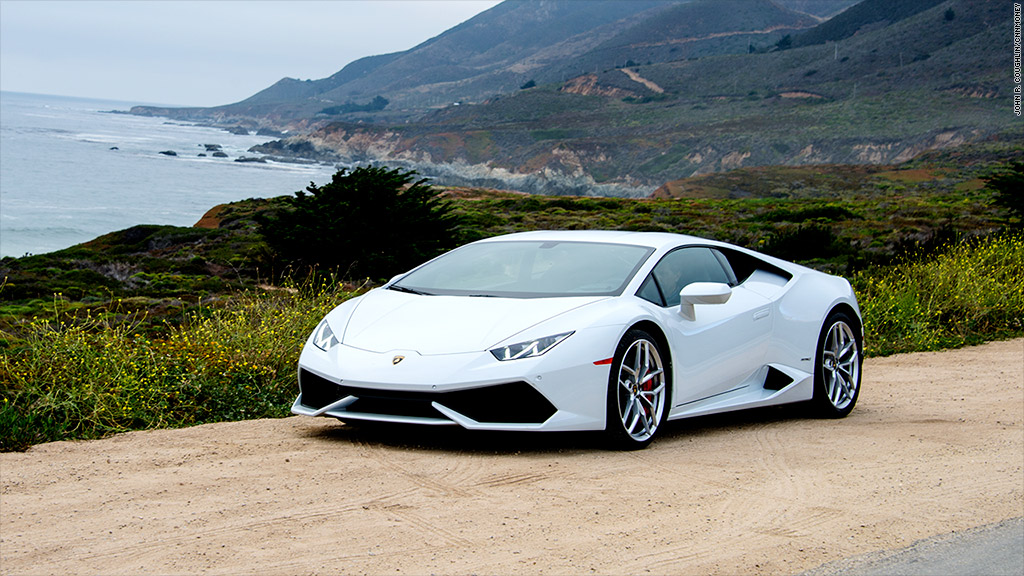 Low Gas Prices >> A year in super-cool cars