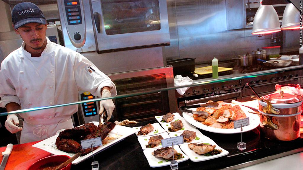 google cafeteria cook