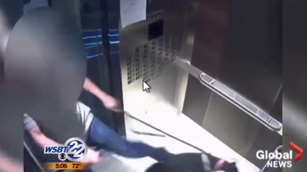 CEO gets booted after kicking dog