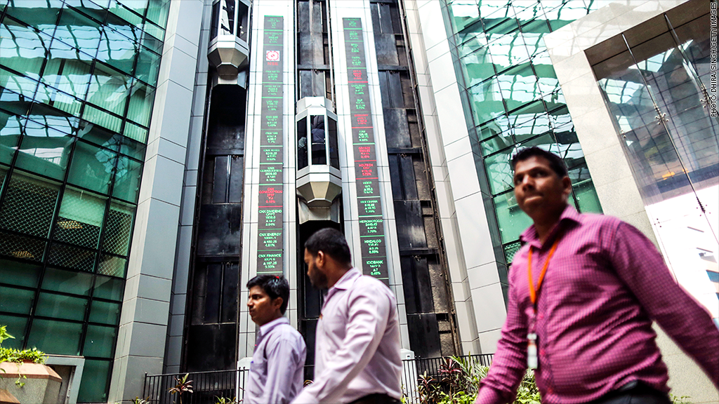 india stock exchange