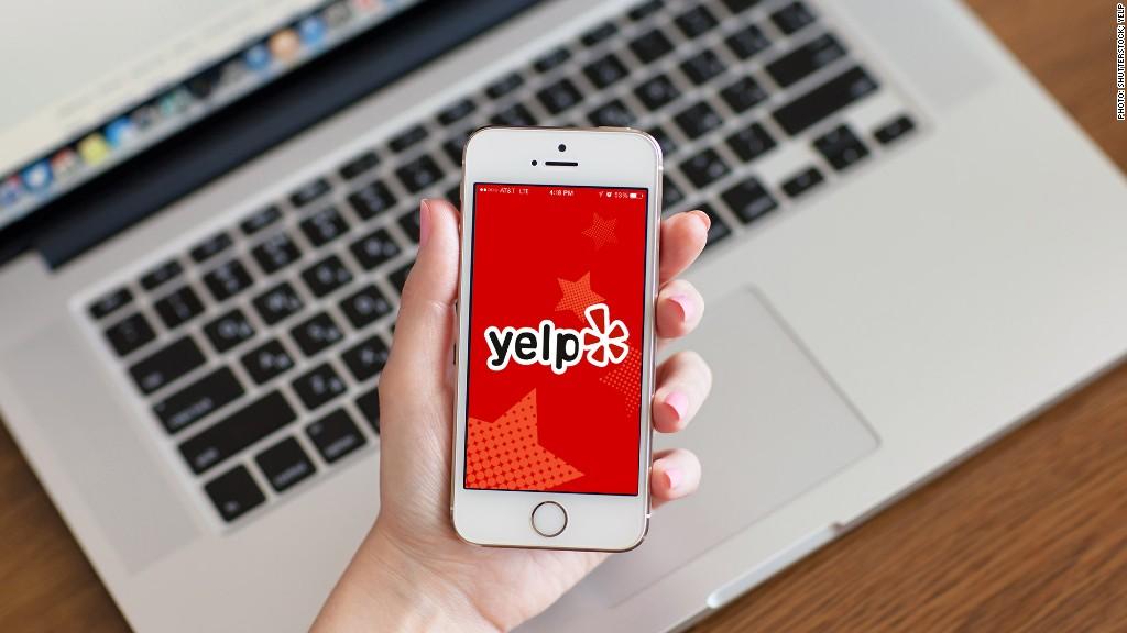 internet stocks yelp